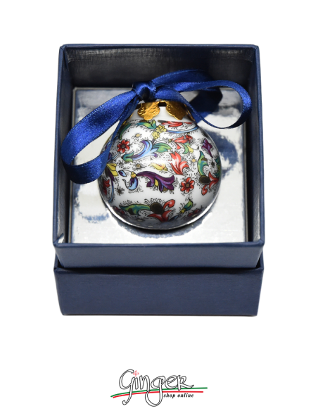 Christmas Ornaments: Florentine Paper 1.77 or 3.14 in.