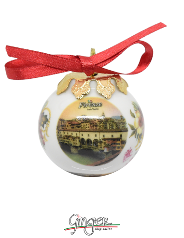 Christmas Ornaments: Florence...