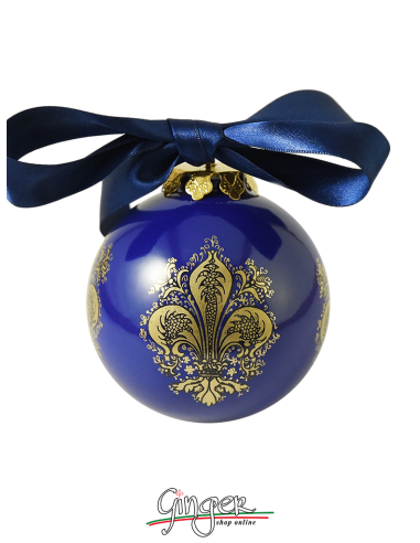 """Christmas ornament """"A piece of Italy"""" - BL 3.15 in."""