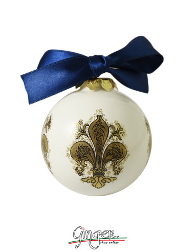 "Christmas Ornament ""A piece of Italy""..."