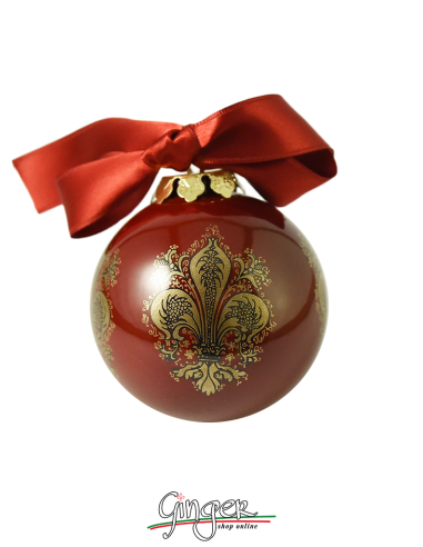 """Christmas ornament """"A piece of Italy""""..."""
