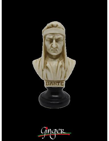 Dante Alighieri - bust 3.9 in. (10...