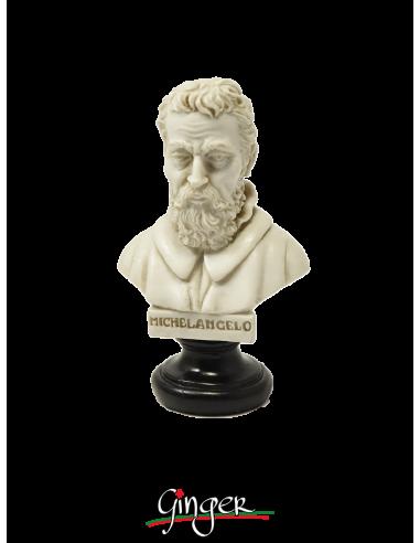 Michelangelo Buonarroti - bust 3.9...