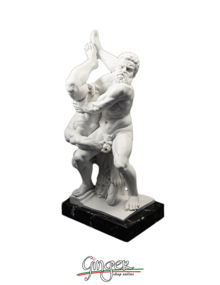 Hercules and Diomedes - 9.8 in. (25 cm) or 15.7 in. (40 cm)