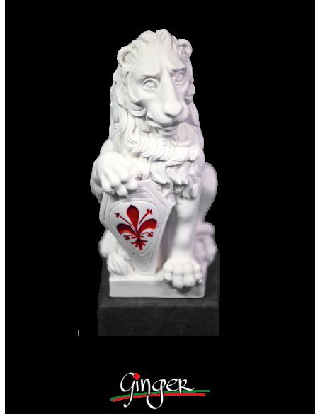 Leone Marzocco di Donatello - 17 cm