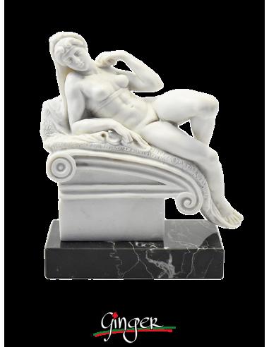 Aurora di Michelangelo nelle Cappelle Medicee - 15 cm