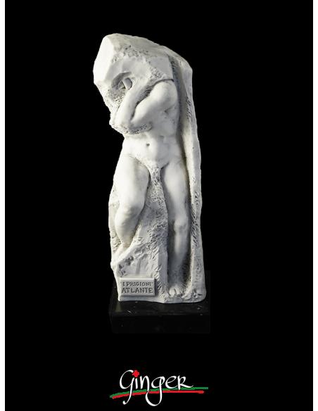 I Prigioni nella Galleria dell'Accademia a Firenze - 20 cm o 25 cm - Atlante