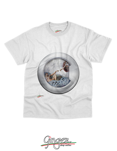 "T-shirt ""New Art"" - The Creation of..."