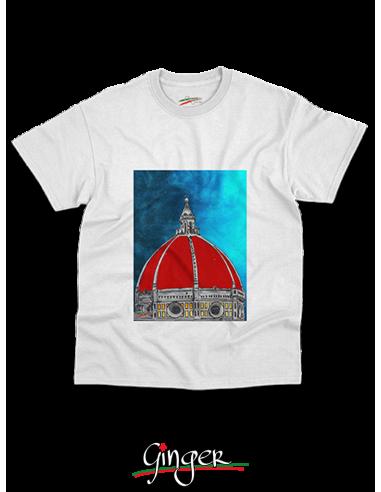 """T-shirt """"New Art"""" - Brunelleschi's..."""