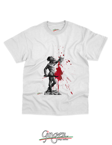 """T-shirt """"New Art"""" - Perseus with the..."""