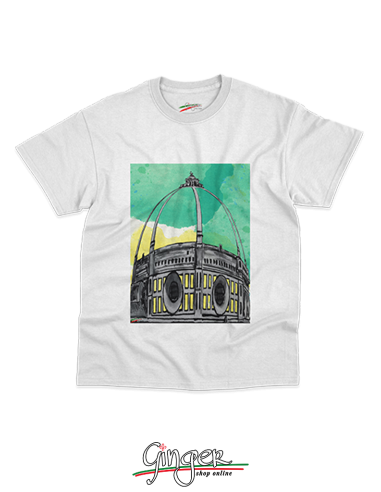 """T-shirt """"New Art"""" - Dome of the..."""