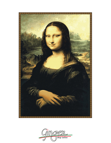 Mona Lisa or Gioconda - Tapestry