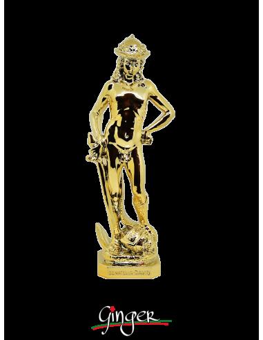 David di Donatello - 28 cm - colore oro
