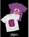 "T shirt ""New Art"" - Firenze Giglio Rosso"