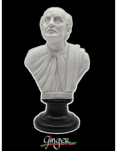 Filippo Brunelleschi - busto 15 cm
